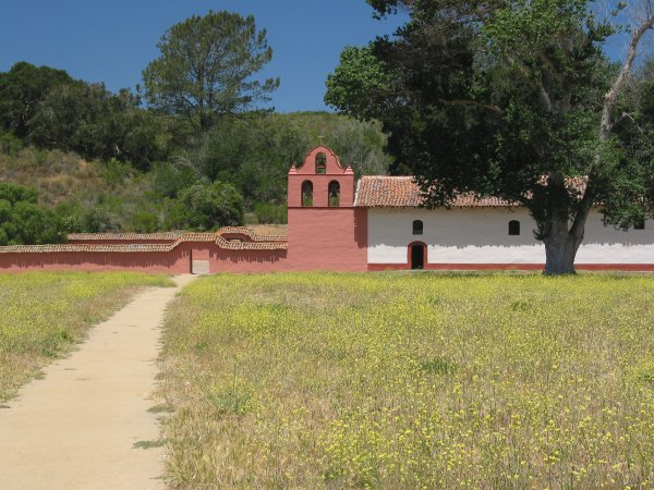 La Purisima Mission, Lompoc, Santa Barbara California
