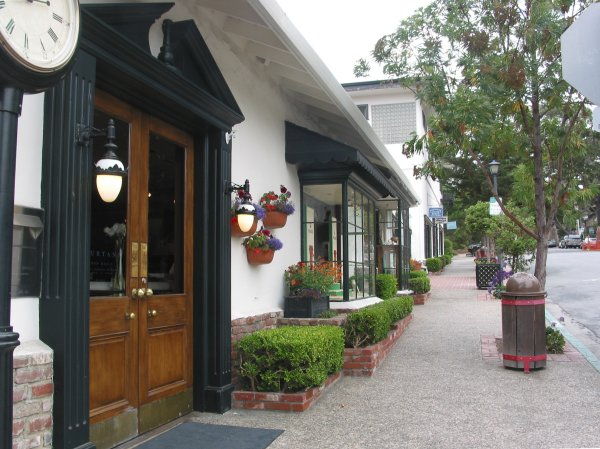 Downtown Carmel-By-The-Sea, Monterey California