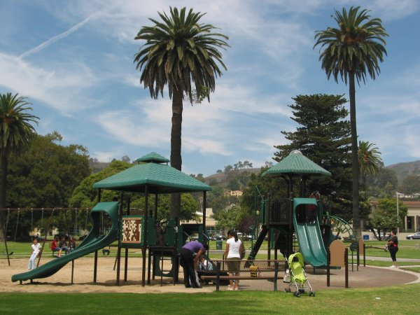 Plaza Park, Downtown Ventura, Ventura California