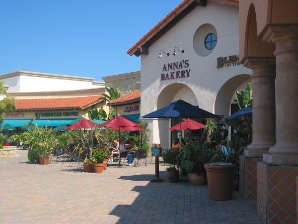 Anna's Bakery, Santa Barbara California