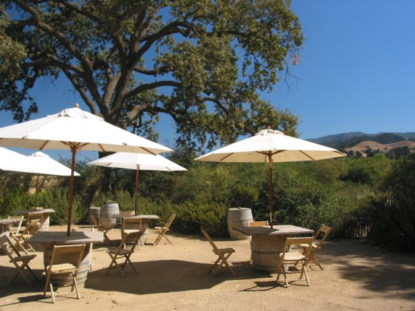 Sunstone Winery, Santa Ynez, Santa Barbara California
