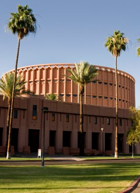 Arizona State University at Tempe, Arizona