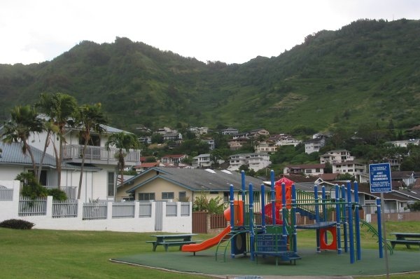 Hahaione Neighborhood Park, Oahu Hawaii