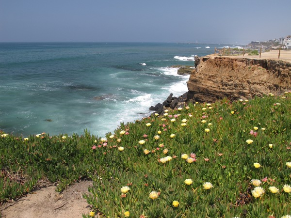 Sunset Cliffs, Point Loma, San Diego California