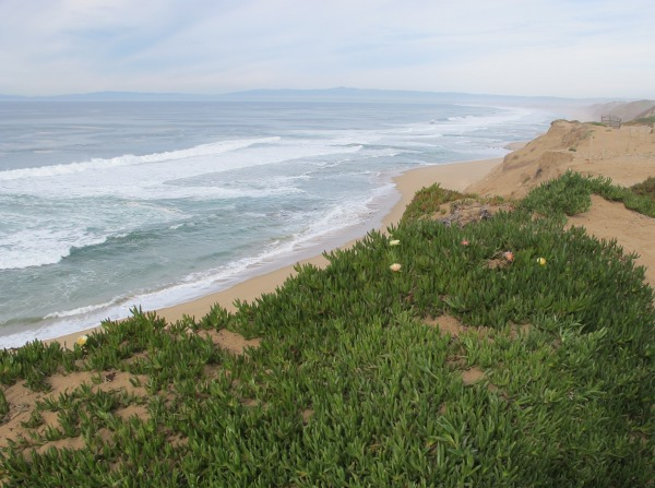 Fort Ord Dunes State Park, Seaside, Monterey California