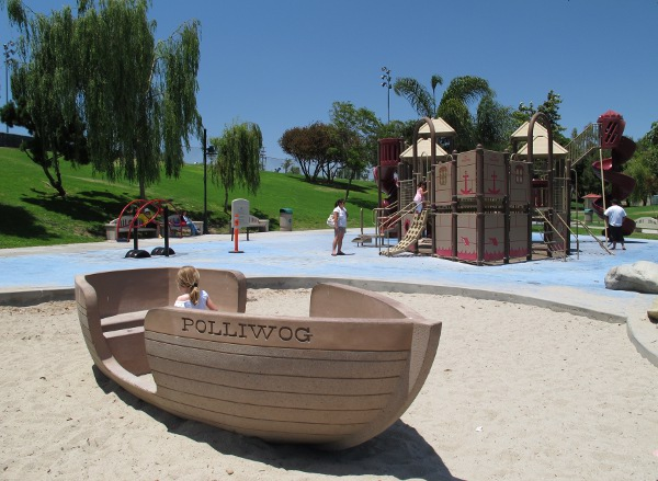 Polliwog Park, Manhattan Beach, Los Angeles California