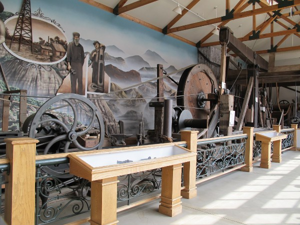 California Oil Museum, Santa Paula, Ventura California