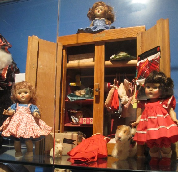 Susan Quinlan Doll & Teddy Bear Museum, Santa Barbara California