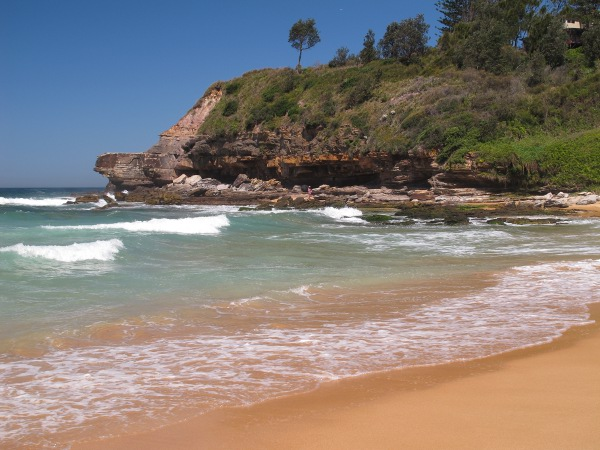 Warriewood Beach, Sydney NSW