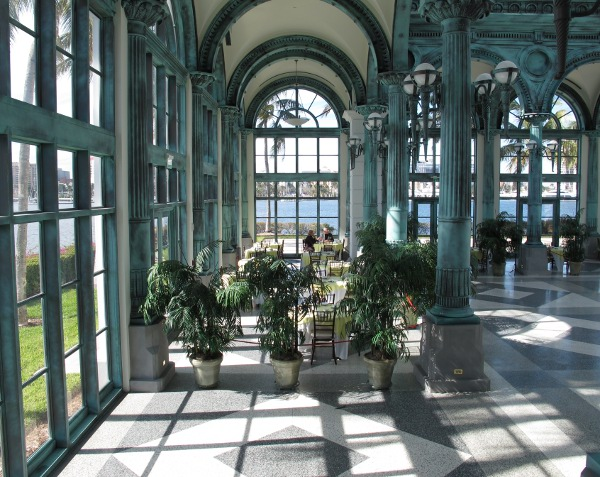 Flagler Museum and Mansion, Palm Beach, Palm Beach FL