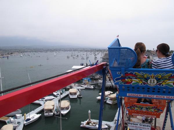 Palisades Cafe Newport Beach