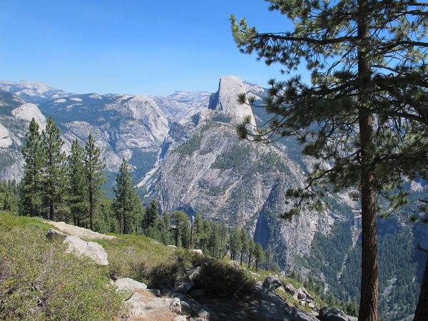 Glacier Point, Yosemite Natl Park (4 hrs from SF), San Francisco California
