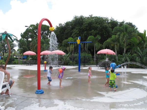 Palm Beach Gardens Splash Park, Palm Beach FL