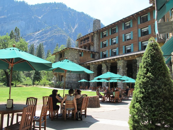 Ahwahnee Hotel, Yosemite (4hr from SF), San Francisco California