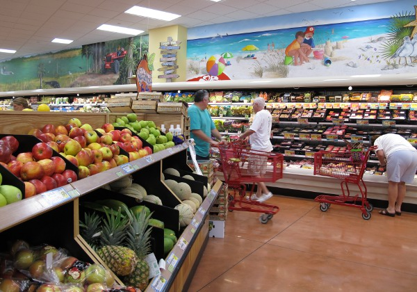 Trader Joe's Grocery Store, Naples, Fort Myers FL
