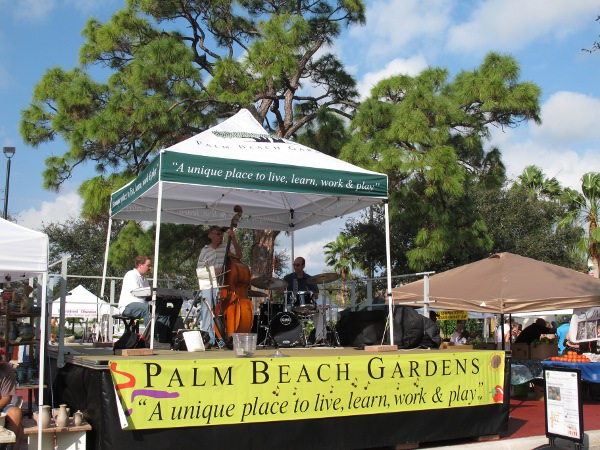 Palm Beach Gardens Green Market, Palm Beach FL