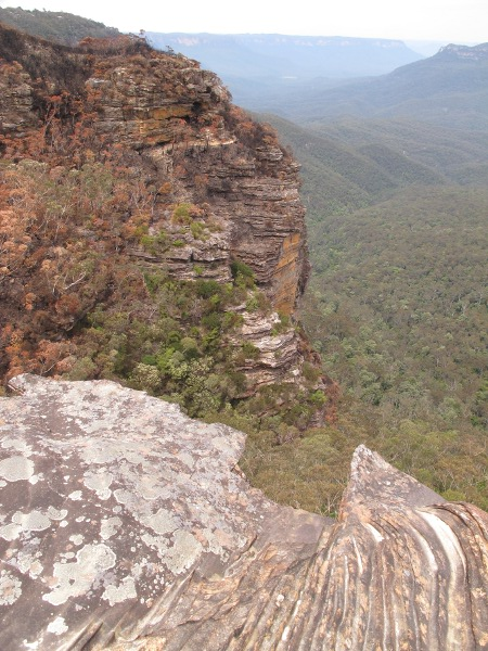 Prince Henry Cliff Walk, Blue Mountains, Sydney NSW