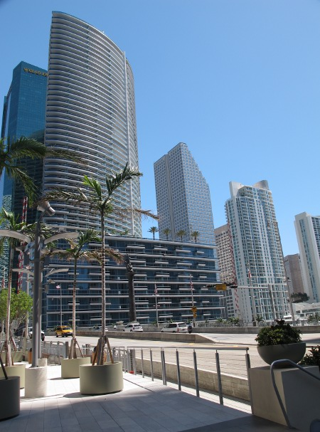 Brickell Ave, Downtown Miami, Miami FL
