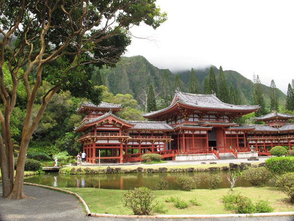 Byodo-In Temple, Oahu Hawaii