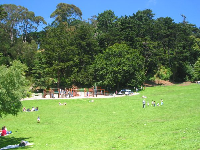 Mother's Playground, at Golden Gate Park.