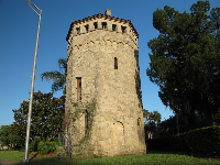 Tarragona Tower on International Speedway Blvd.