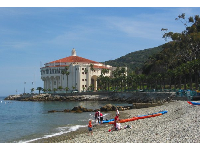 You can rent kayaks at Descanso Beach!
