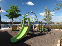 Another section of the playground!