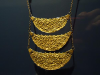 Javanese bridal necklace.