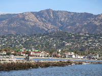 Wow, Santa Barbara is incredible!