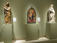 More works created during the revitalization fo the cult of the Virgin Mary.