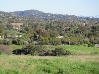 View of Santa Barbara.