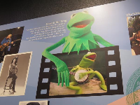 Whose heart doesn't melt when they see kermit playing his banjo?