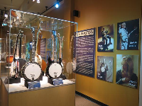New Traditions- very recent banjos.