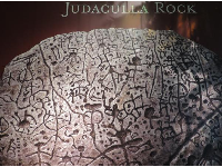 Judaculla rock.