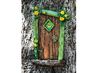Find all the fairy doors in the garden! September 2018.