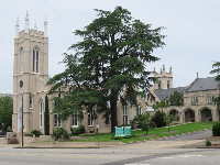 Saint James Episcopal Church.