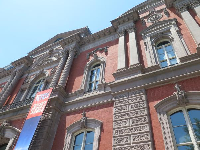Renwick Gallery is beautiful on the outside too!
