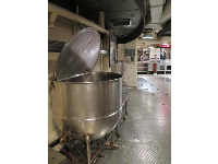 Giant cooking pot.