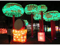 Drum to bang, at the Chinese Lantern Festival in November!