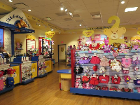 Build-A-Bear Workshop.