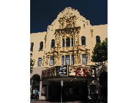 The amazing Golden State Theatre building.