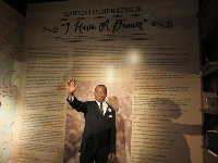 Martin Luther King Jr's I have A Dream speech.