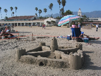 A Sandcastle Festival entry- this festival seems to be discontinued, sadly.