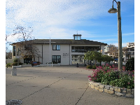 The Museum of Monterey, in Custom House Plaza.