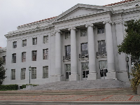Sproul Hall.
