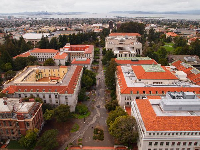 View from the top of the campanile.
