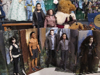 Twilight series dolls!