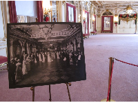 Photo of a ball in the grand ballroom.