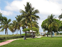 A pretty spot, Sombrero Beach and Park.