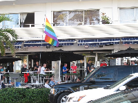 Palace South Beach, a gay bar.